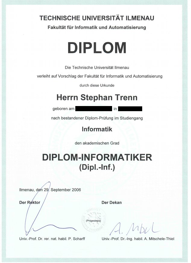 Phd degree in computer science online